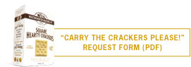 Carry Westminster Crackers request form