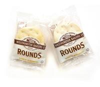 All Natural Round Crackers