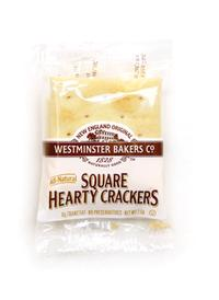 All Natural Hearty Square Crackers
