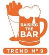 Custom Culinary® October 2016 Trend: Raising the Bar