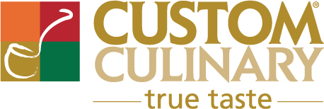 Logo - Custom Culinary® w/True Taste 458 x 154