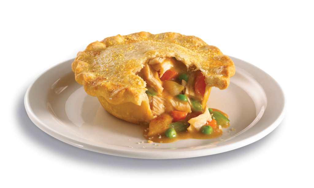Photo - Chicken Pot Pie