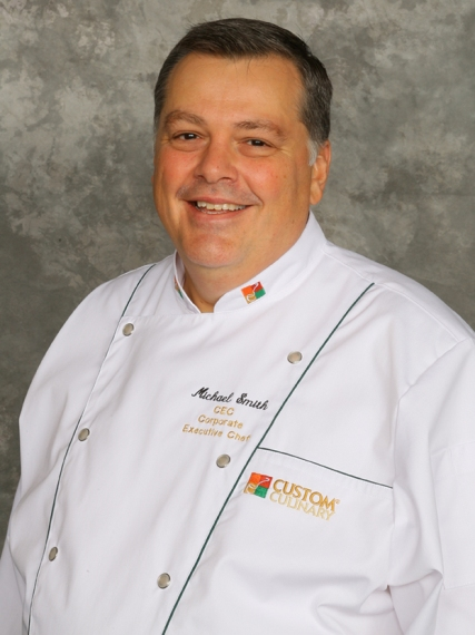 Chef Michael Smith - Custom Culinary, Inc.