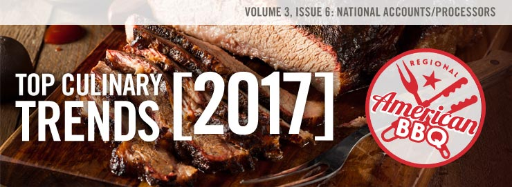 Top Culinary Trends 2017: Regional American BBQ