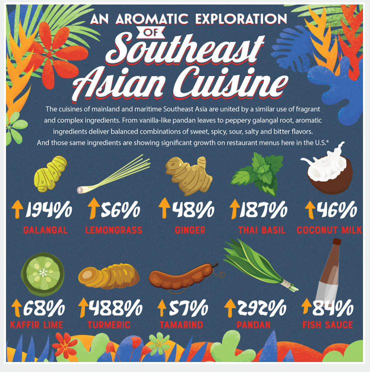 An Aromatic Exploration of Southeast Asian Cuisine