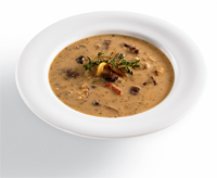 Photo - Sherried Wild Mushroom Soup
