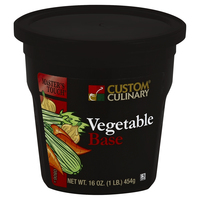 Custom Culinary® Master's Touch® Vegetable Base