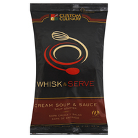 Custom Culinary® Whisk & Serve® Cream Soup & Sauce Starter