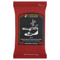 Custom Culinary® Master's Touch® Instant Nacho Cheese Sauce Mix