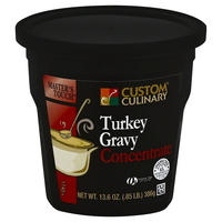 Custom Culinary® Master's Touch® Turkey Gravy Concentrate