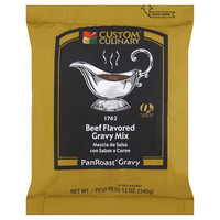 Custom Culinary® PanRoast® Beef Flavored Gravy Mix