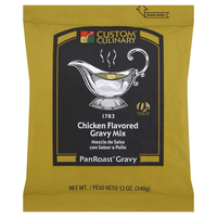 Custom Culinary® PanRoast® Chicken Flavored Gravy Mix