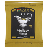 Custom Culinary® PanRoast® Turkey Flavored Gravy Mix