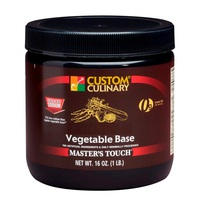 Custom Culinary® Master's Touch® Reduced Sodium Vegetable Base
