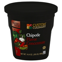 Custom Culinary® Master's Touch® Chipotle Flavor Concentrate