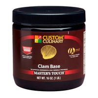 Custom Culinary® Master's Touch® Reduced Sodium Clam Base