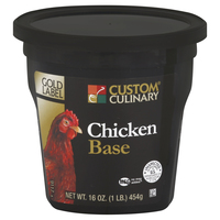 Custom Culinary® Gold Label Chicken Base