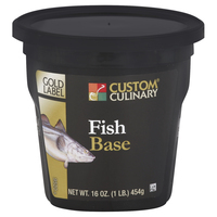 Custom Culinary® Gold Label Fish Base