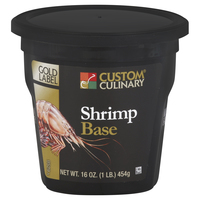 Custom Culinary® Gold Label Shrimp Base