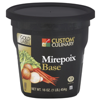 Custom Culinary® Gold Label Mirepoix Base