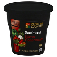 Custom Culinary® Master's Touch® Southwest Flavor Concentrate