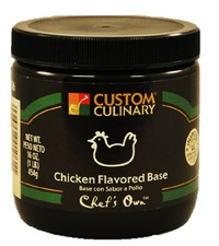 Custom Culinary® Chef's Own™ Chicken Flavored Base