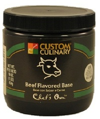 Custom Culinary® Chef's Own™ Beef Flavored Base