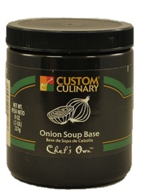 Custom Culinary® Chef's Own™ Onion Base