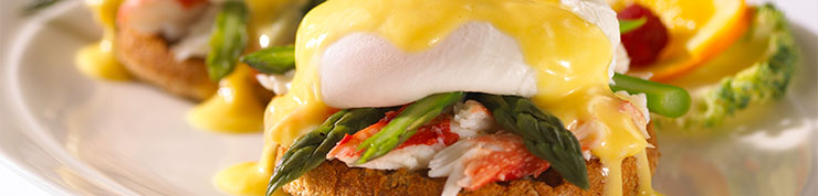 Custom Culinary® Master's Touch® Hollandaise Sauce Concentrate