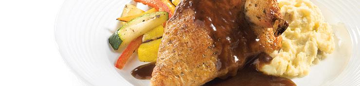 Custom Culinary® Whisk & Serve® Demi-Glace Sauce Mix