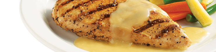 Custom Culinary® PanRoast® Low Sodium Chicken Flavored Gravy Mix
