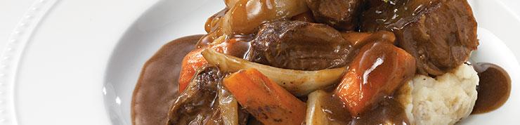 Custom Culinary® PanRoast® Low Sodium Brown Gravy Mix