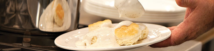 Custom Culinary® PanRoast® Peppered Biscuit Gravy Mix
