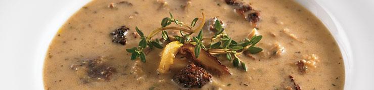 Custom Culinary® Gold Label Mushroom Base