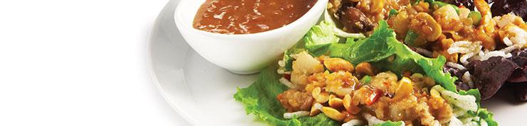 Custom Culinary® Gold Label Thai-Style Roasted Peanut Sauce