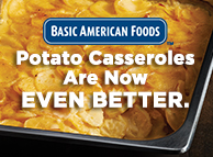 Basic American Foods Potato Casseroles Are Now Even Better
