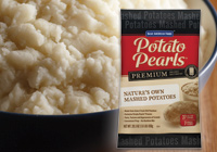Nature's Own Mashed Potatoes