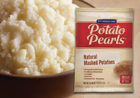 NEW! Natural Mashed Potatoes