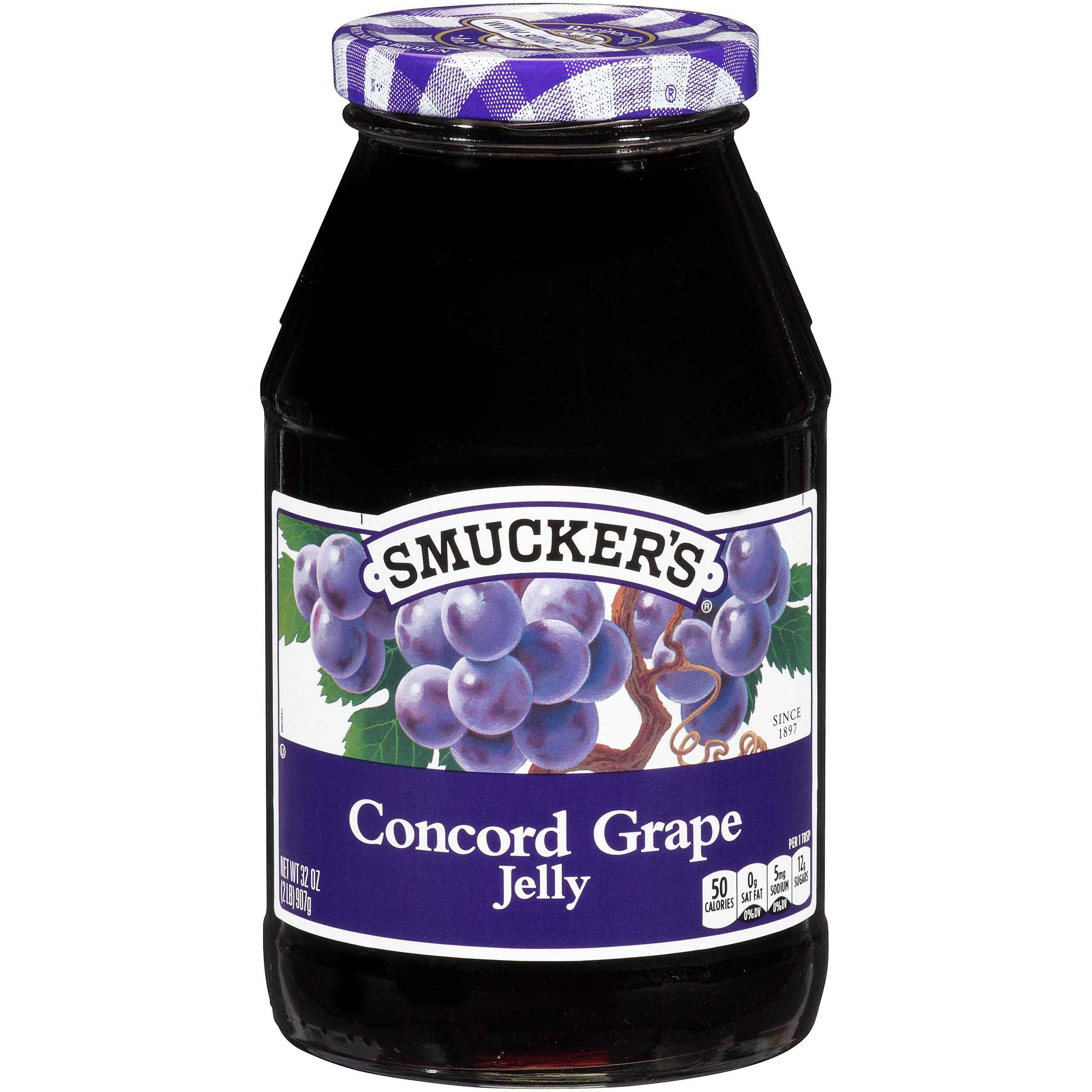 smucker 32 ounce grape jelly - smucker away from home