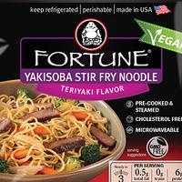JSL Foods Elevating Fortune Noodles Retail Packaging