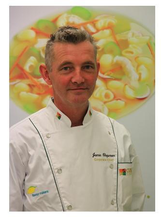 Image - Jaime Chapman, Australia Chef