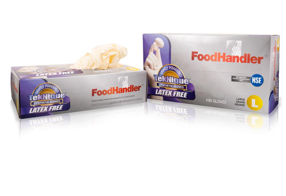 Food Service Proper Glove Use