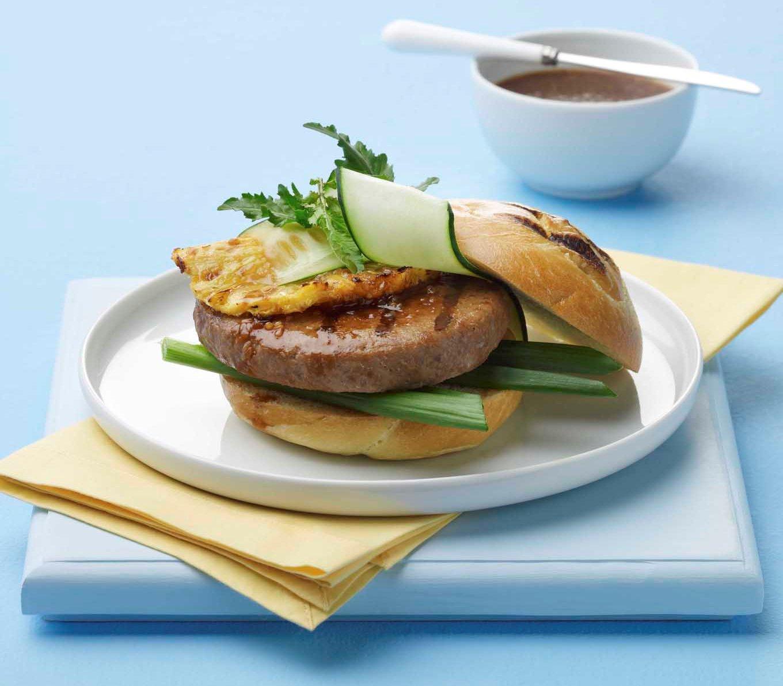 All American Grill Turkey Burger - 5.33oz