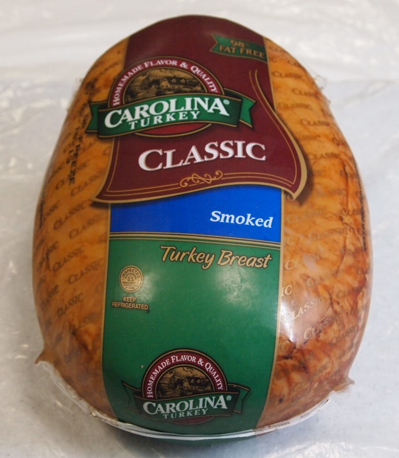 Petite Hickory Smoked Turkey Breast