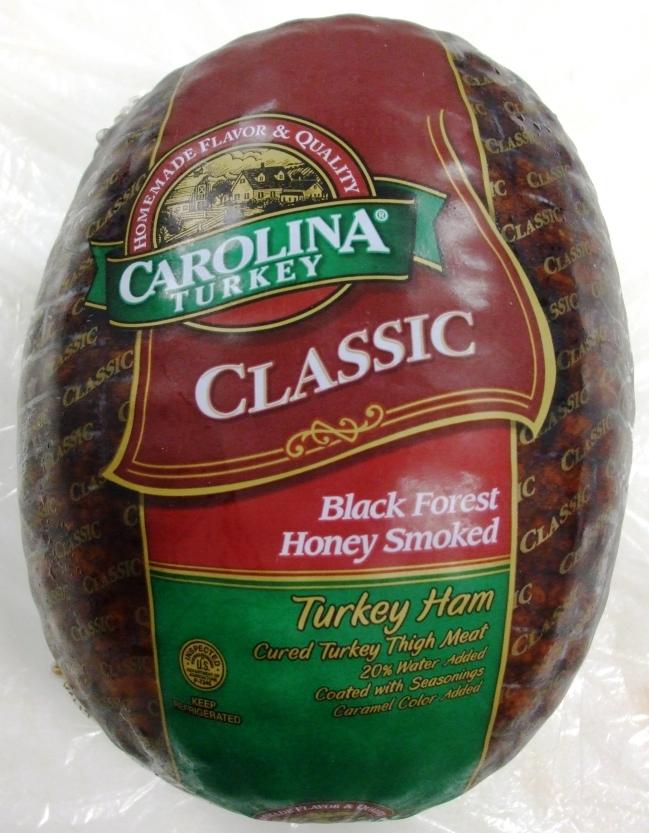 Black Forest Turkey Ham