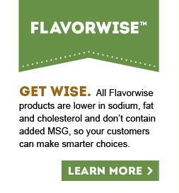 Learn more about Flavorwise