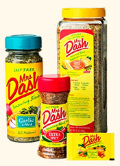 Mrs. Dash Four Sizes