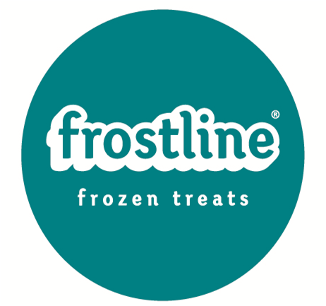 Frostline Frozen Treats logo