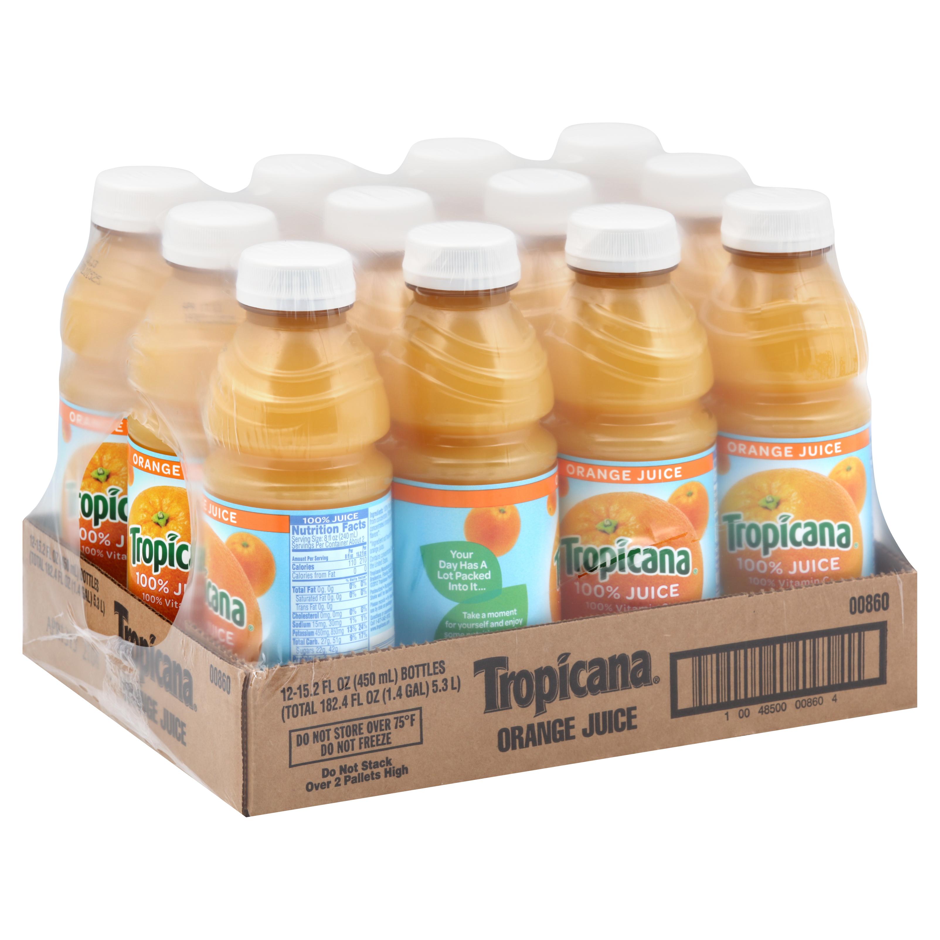 Tropicana s orange juice value proposition