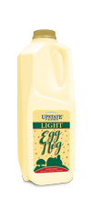 Light Egg Nog *